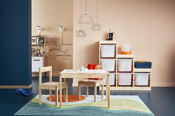 16 ninos IKEA