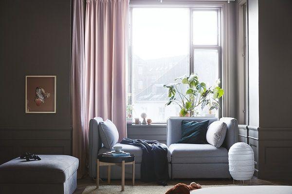 45 salones IKEA