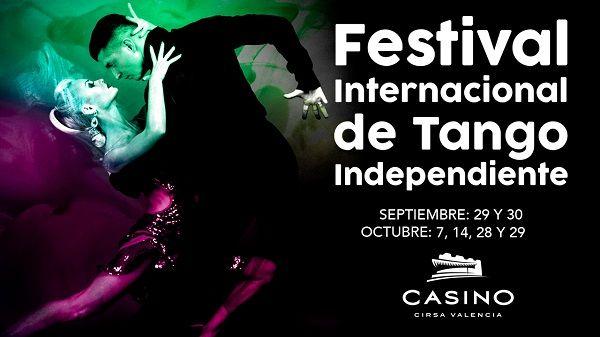 Festival de Tango Casino Cirsa Valencia