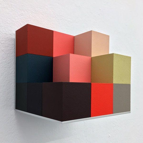 Sophie Smallhorn Cube