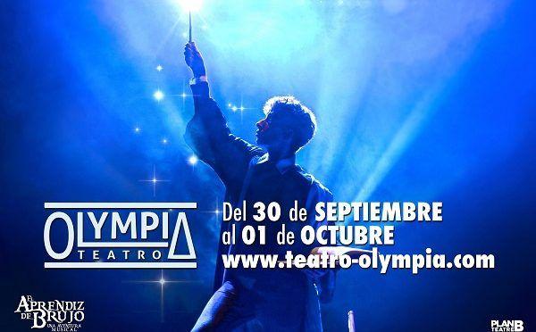 El Aprendiz de Brujo: Una Aventura Musical, el estreno más mágico del año llega al Olympia