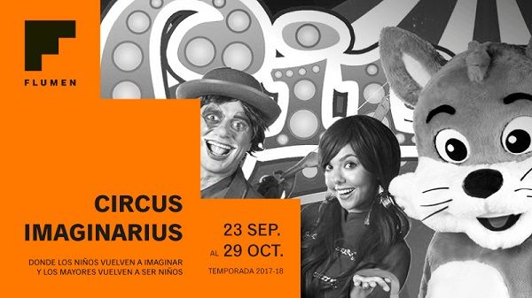 Circus Imaginarius en el Teatro Flumen