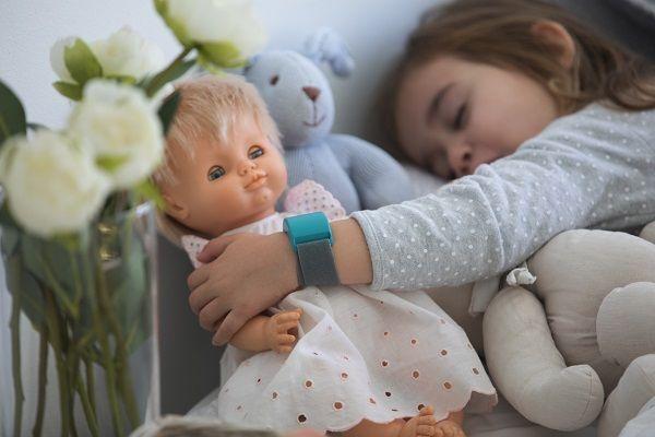 Pulsera inteligente para monitorizar a tu bebé