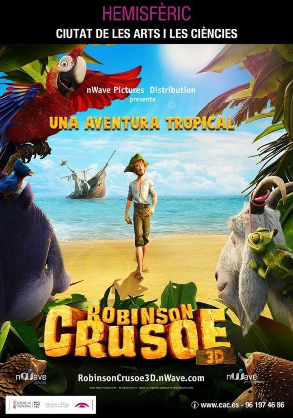 robinson crusoe 3d