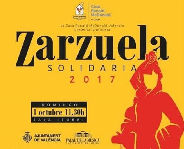 Acto solidario, Casa Ronald, Concierto, Palau de la Música
