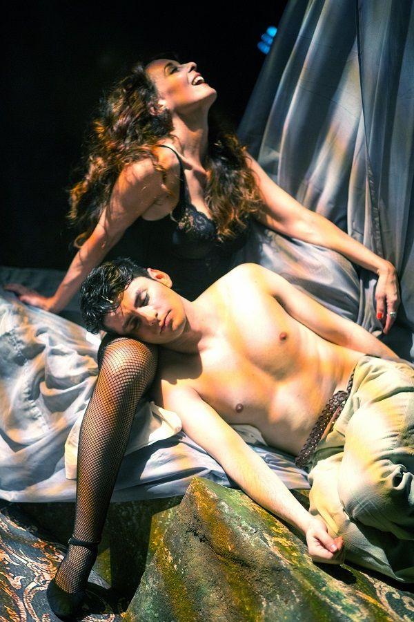 '24 horas en la vida de una mujer' en el Teatro Talía valencia