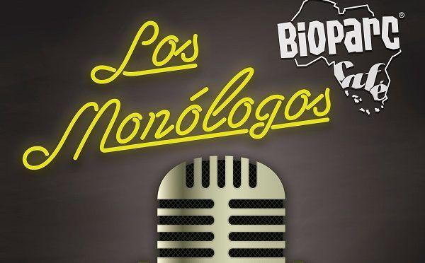 Ciclo de monólogos en BIOPARC Café