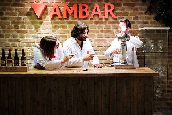 "Llega a Valencia el primer ""juego de escape"" cervecero de España con Ambar valencia"