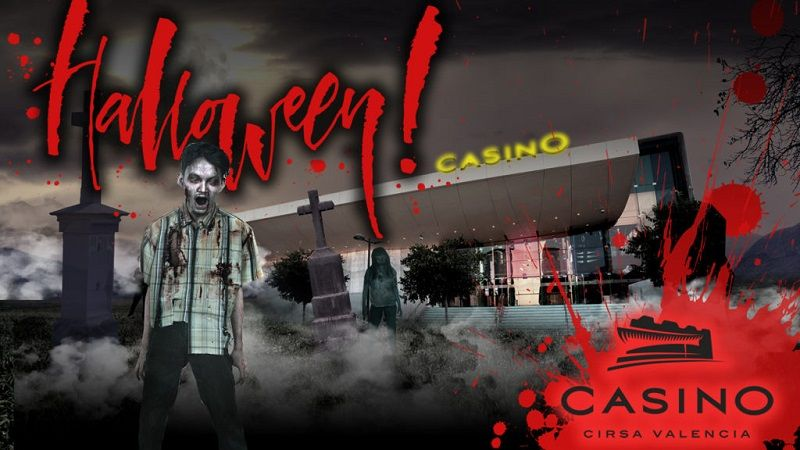 Halloween diferente y divertido en Casino Cirsa Valencia valencia