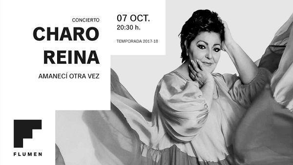 Concierto de Charo Reina en Valencia valencia