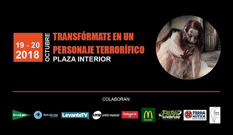 Disfraces, Halloween, Nuevo Centro