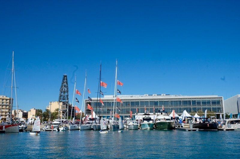 Marina Real, Valencia Boat Show