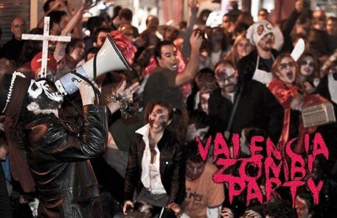 Vuelve Valencia Zombi Party