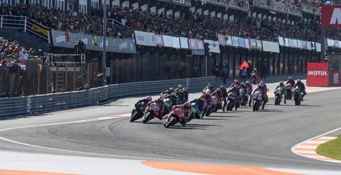 Campeonato del Mundo de Motociclismo, Gran Premio 2019