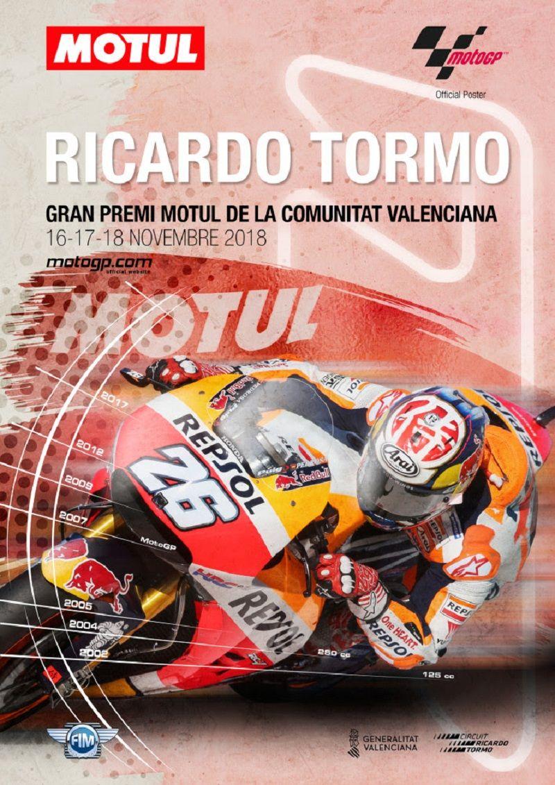 Circuito Ricardo Tormo, Motociclismo