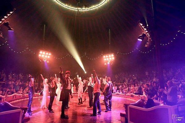 Circo, Navidad 2017