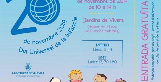 20 de Noviembre Día Universal de la Infancia
