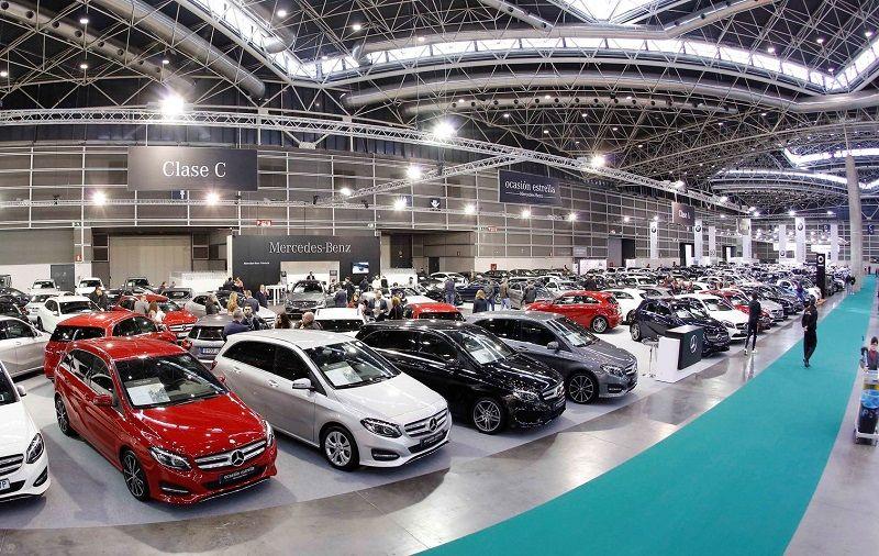 Feria del Automóvil y del Vehiculo de Ocasión en Valencia valencia
