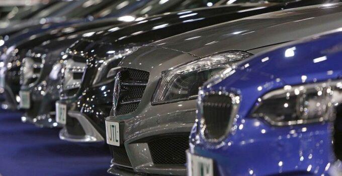 Feria del Automóvil y del Vehiculo de Ocasión en Valencia
