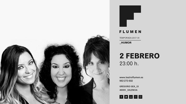 Humor, Monólogo, Teatro Flumen