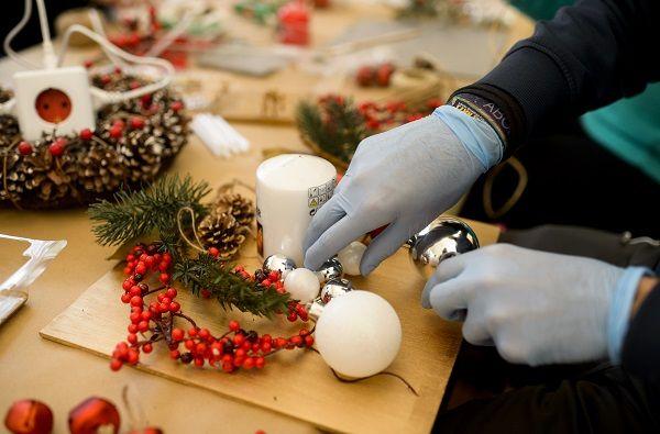 Decoración navideña, Leroy Merlin, Navidad 2017