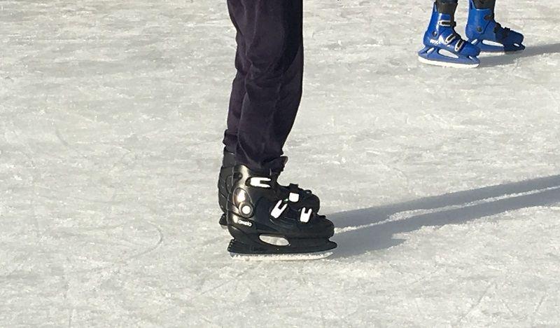 patinaje hielo navidad valencia