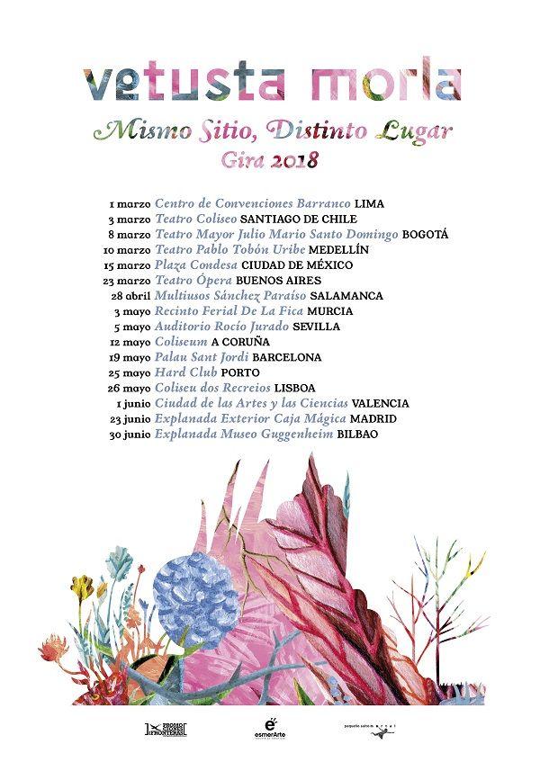El Corte Inglés, Firma discos, Nuevo Centro, Vetusta Morla