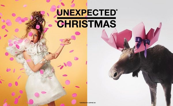 BONARIE UNEXPECTED CHRISTMAS