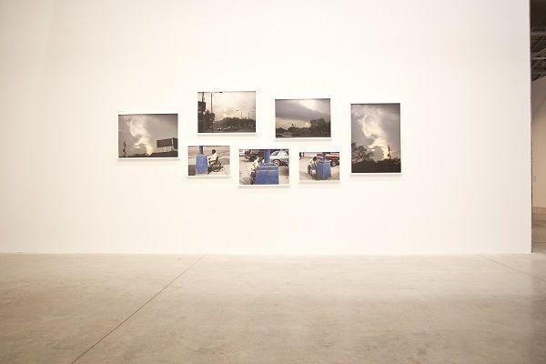 Exposición del fotógrafo Paul Graham en Bombas Gens valencia