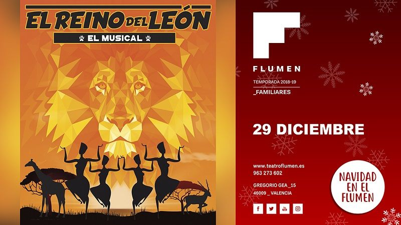 Espectáculo infantil, Humor, Magia, Navidad 2018, Teatro Flumen