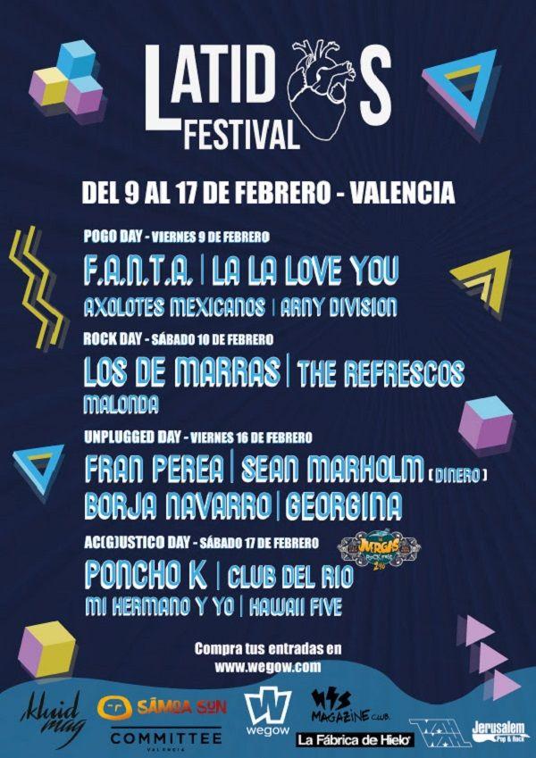 Festival latidos