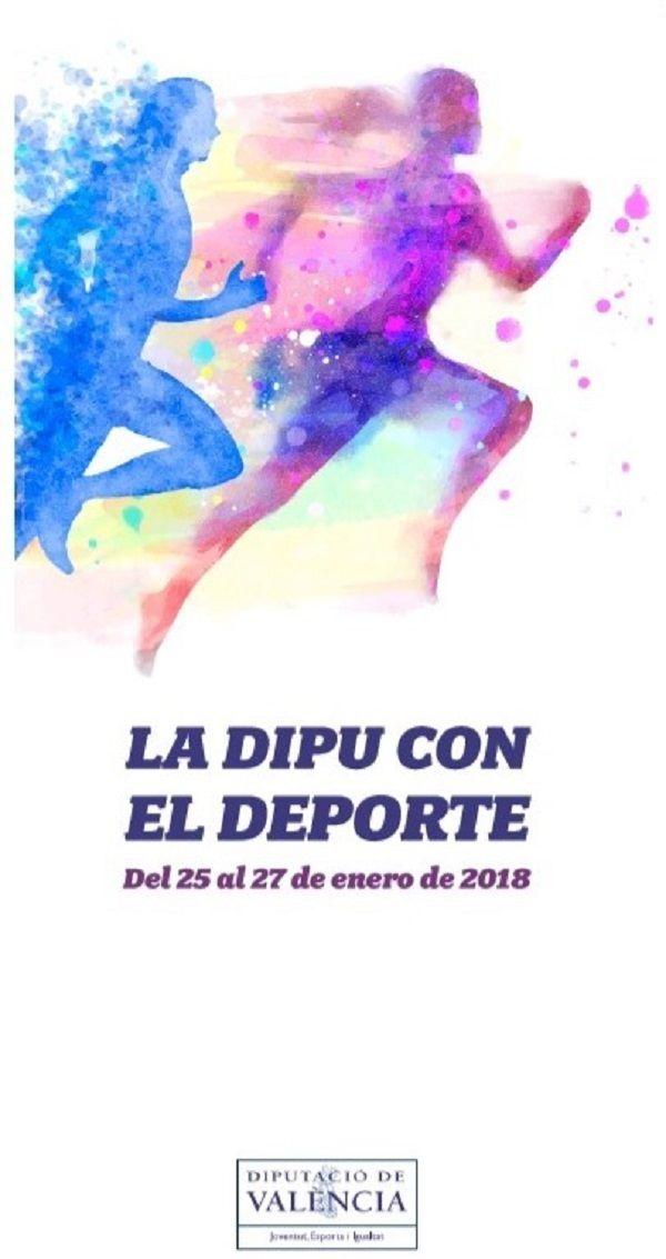 La Dipu con el Deporte en Nuevo Centro valencia