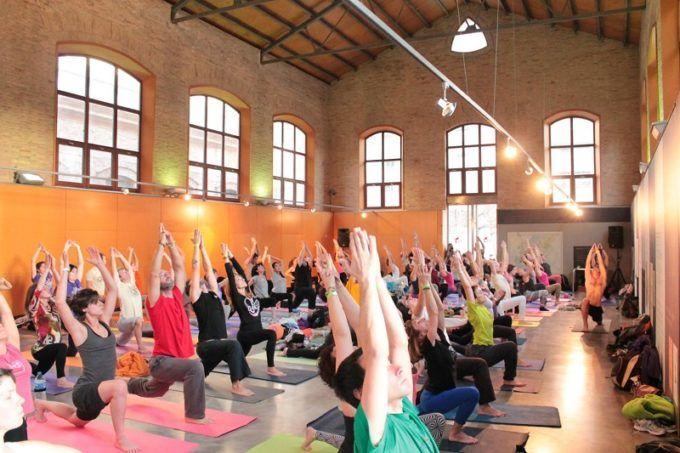 Congreso Mediterráneo de Yoga en Valencia