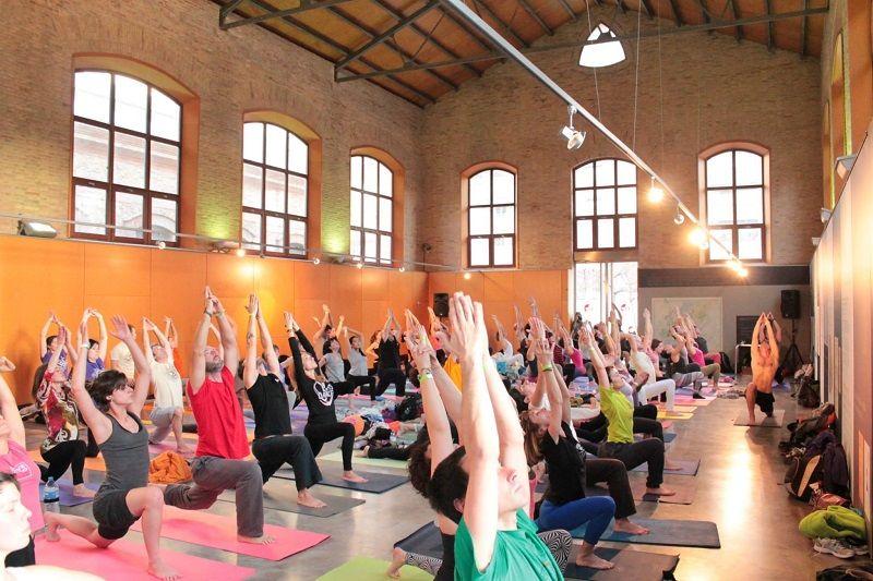 Congreso Mediterráneo de Yoga en Valencia valencia