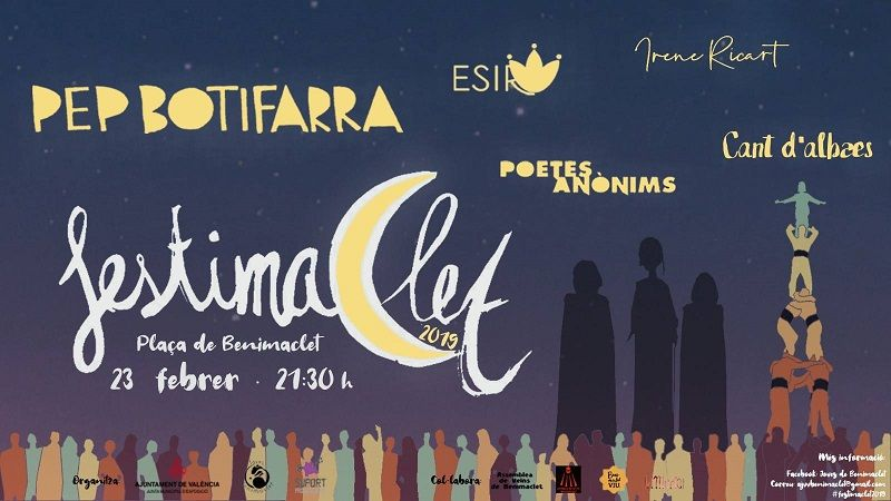 Benimaclet prepara su carnaval: Festimaclet 2019 valencia