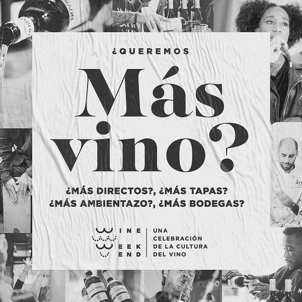 Disfruta de la cultura del vino en el Wine Weekend valencia