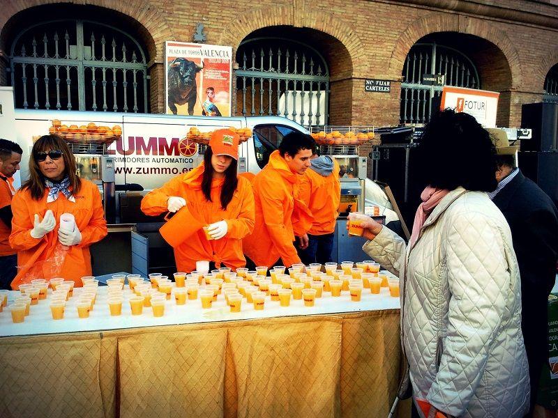 Horchata y Naranjada 2