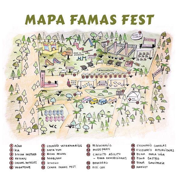 Famas Fest, el festival para familias y mascotas valencia
