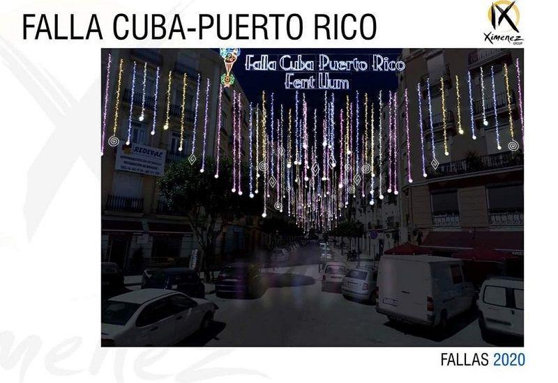 cuba puerto rico 2020