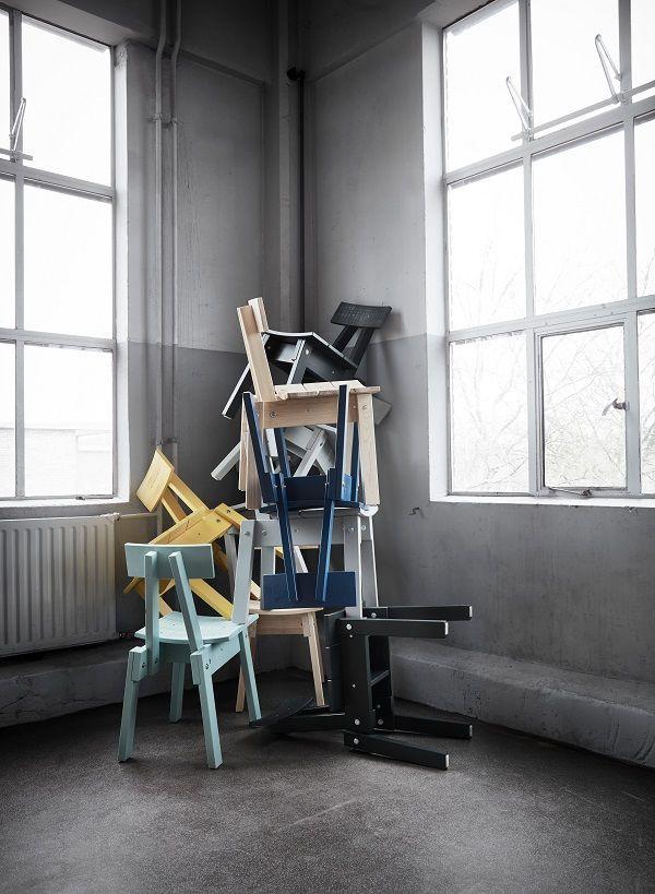 Nueva colección INDUSTRIELL de IKEA valencia
