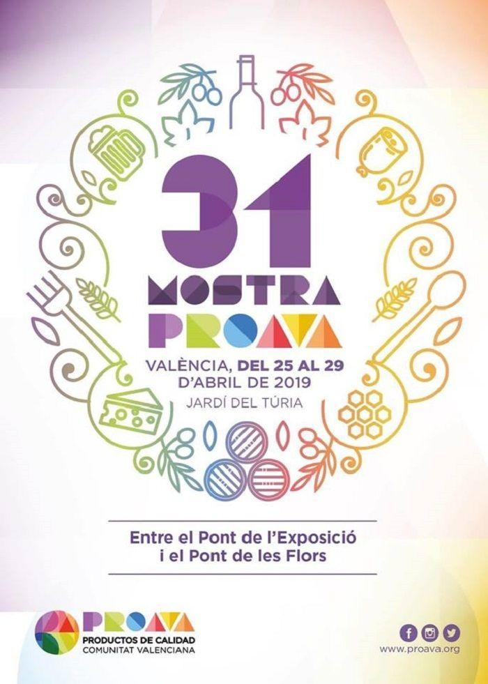 Jornada Gastronómica, Mercado gastronómico, Mostra de Vins, Puente de las Flores