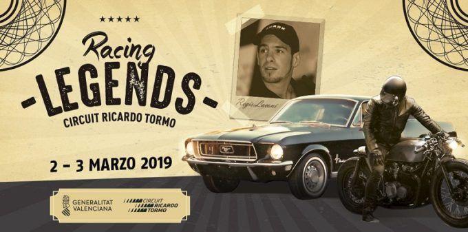 racing legends circuito valencia