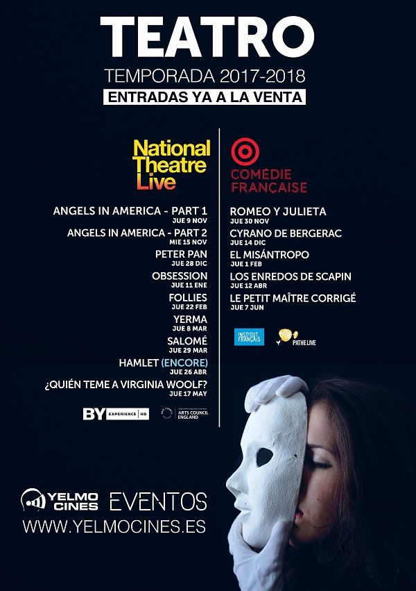 Ballet, Ópera, Teatro en Valencia, Yelmo cines