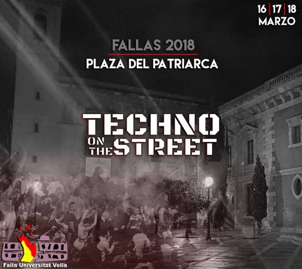 techno on the street