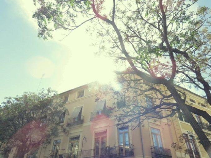 valencia sol luz