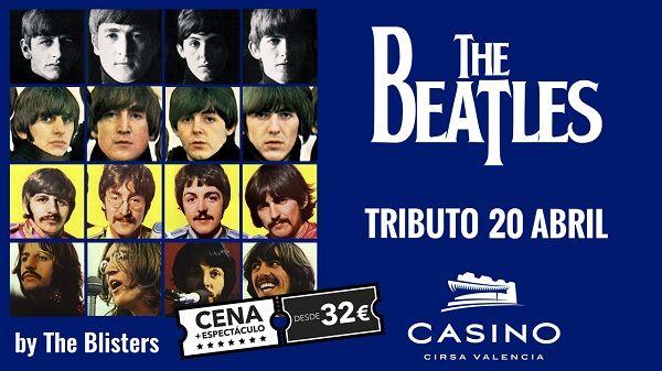 Beatles show Casino Cirsa Valencia