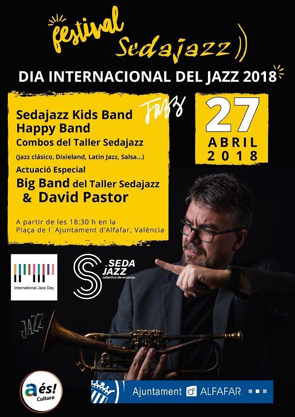 Macrofestival para celebrar el Día Internacional del Jazz