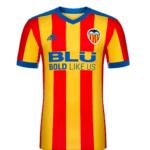 Camiseta y equipación oficial Valencia CF 2017 - 2018