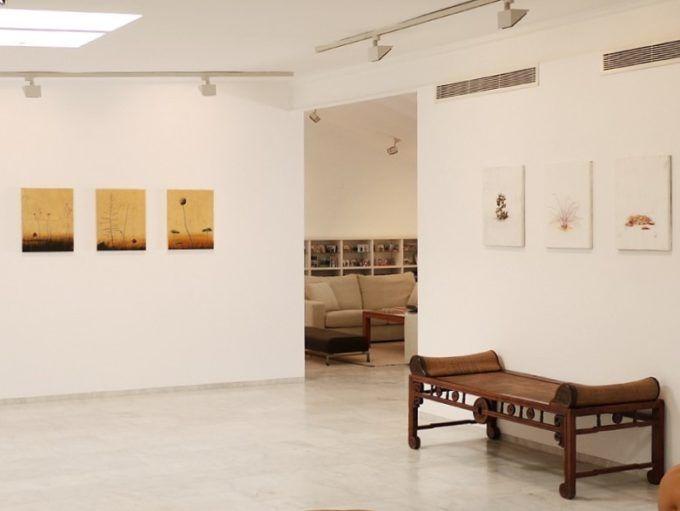 Nueva exposición en el espacio de Ana Serratosa