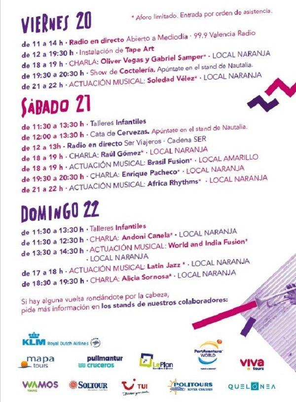 festival de las vueltas programa